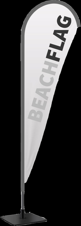 Oriflamme Beach Flag