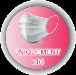 Masque x10